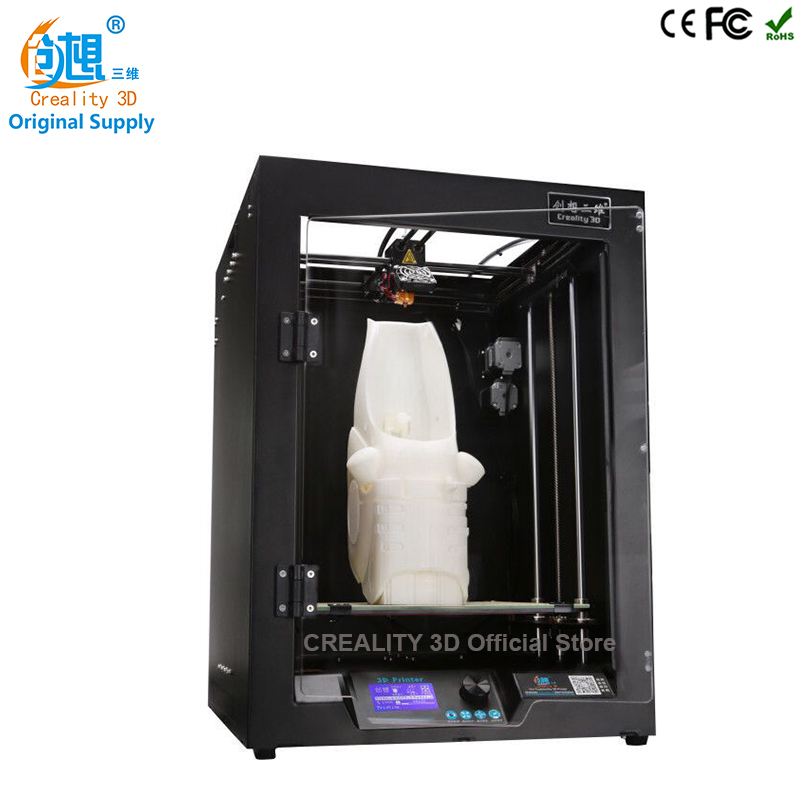 2017 Industrial grade printer Creality 3D CR 3040 3D Printer Full Assembled Large Print Size 300