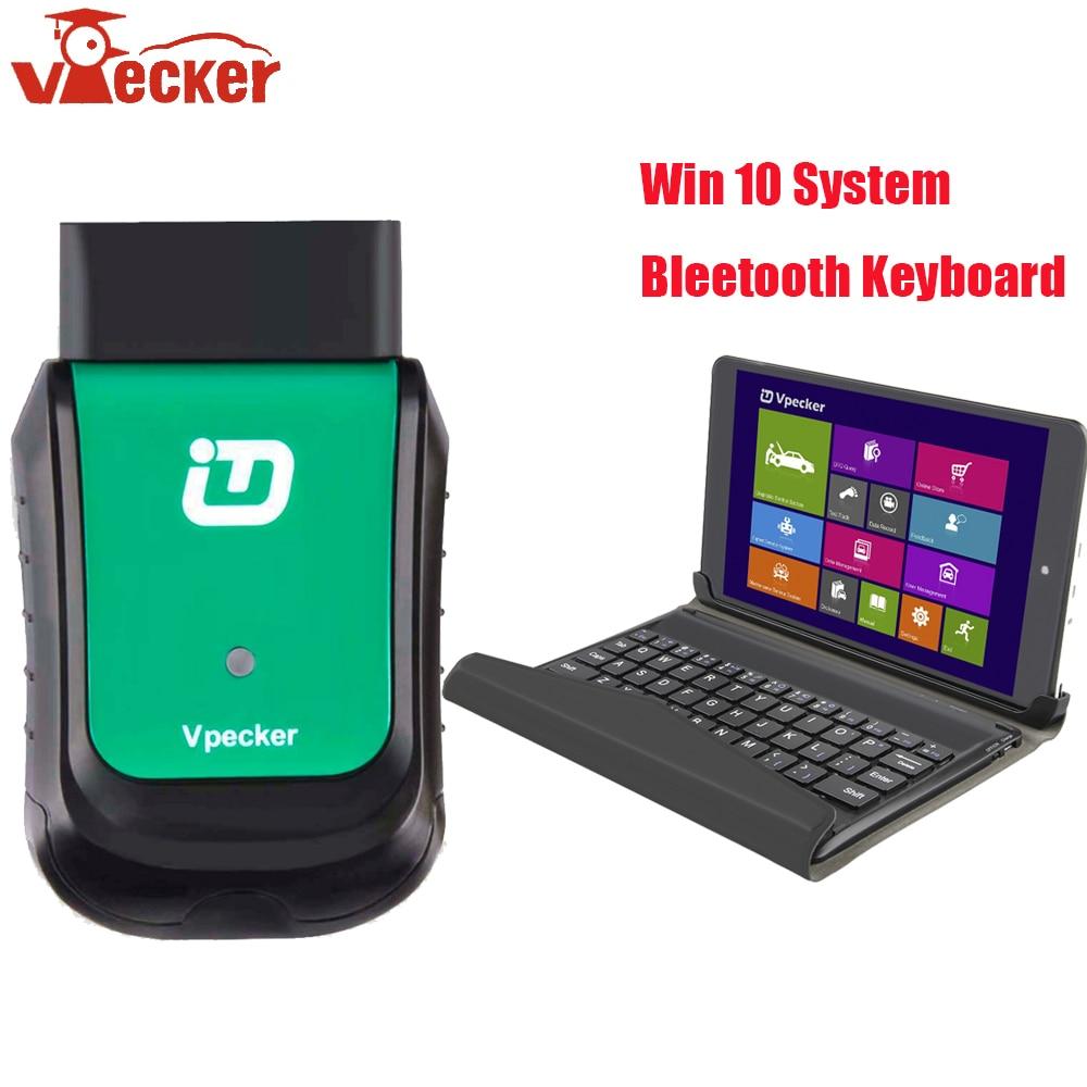 VPECKER Easydiag WiFi V10.9 Professional OBD OBD2 A
