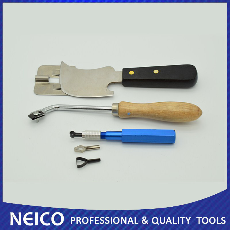 Free Shipping Multi Hand Groover With Crescent Knife And Vinyl Trim Guide For Vinyl Flooring Weld