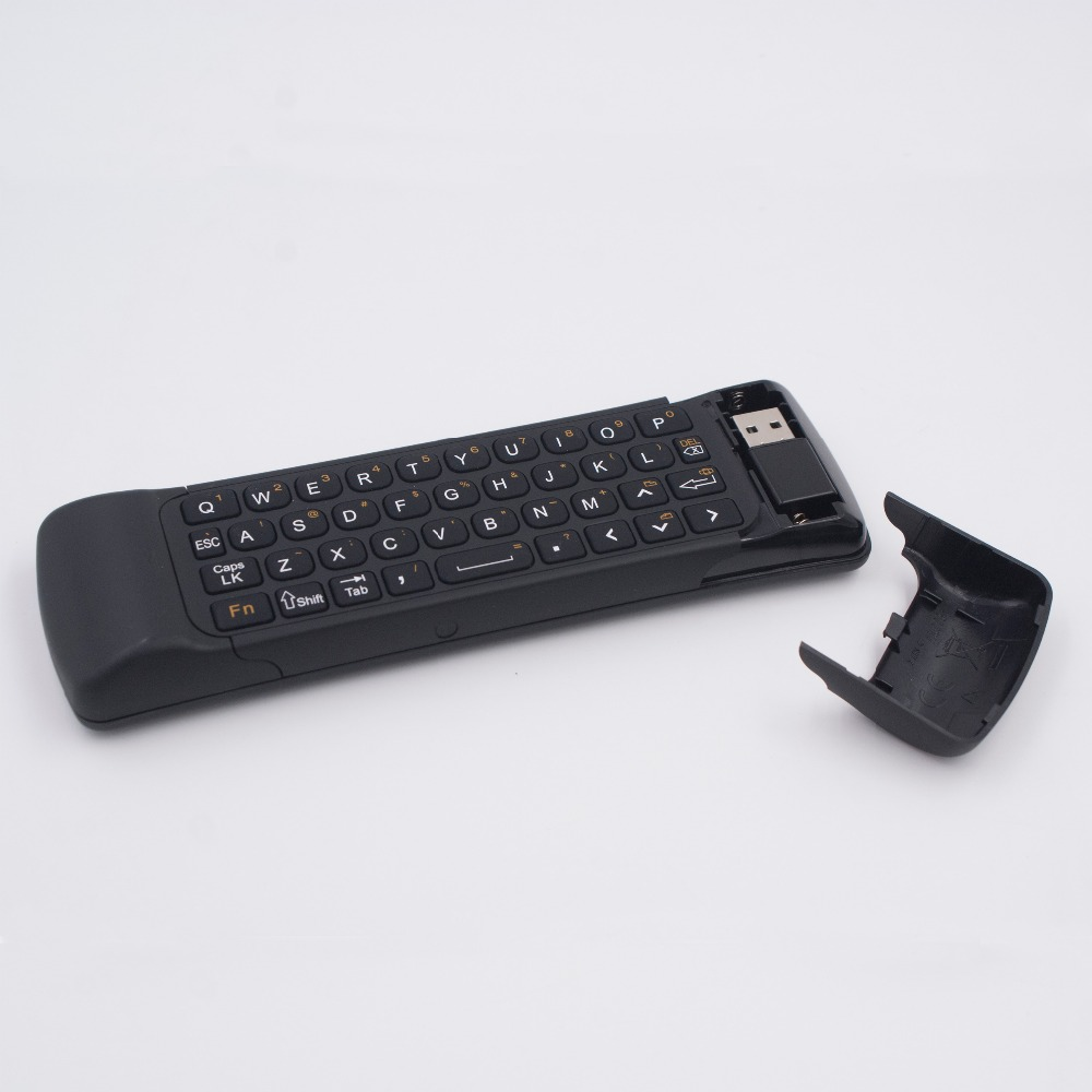 Original MINIX NEO A2 Lite For MINIX TV BOX Fly Air Mouse 2 4Ghz Wireless  AirMouse Keyboard For Android Smart TV Box PC