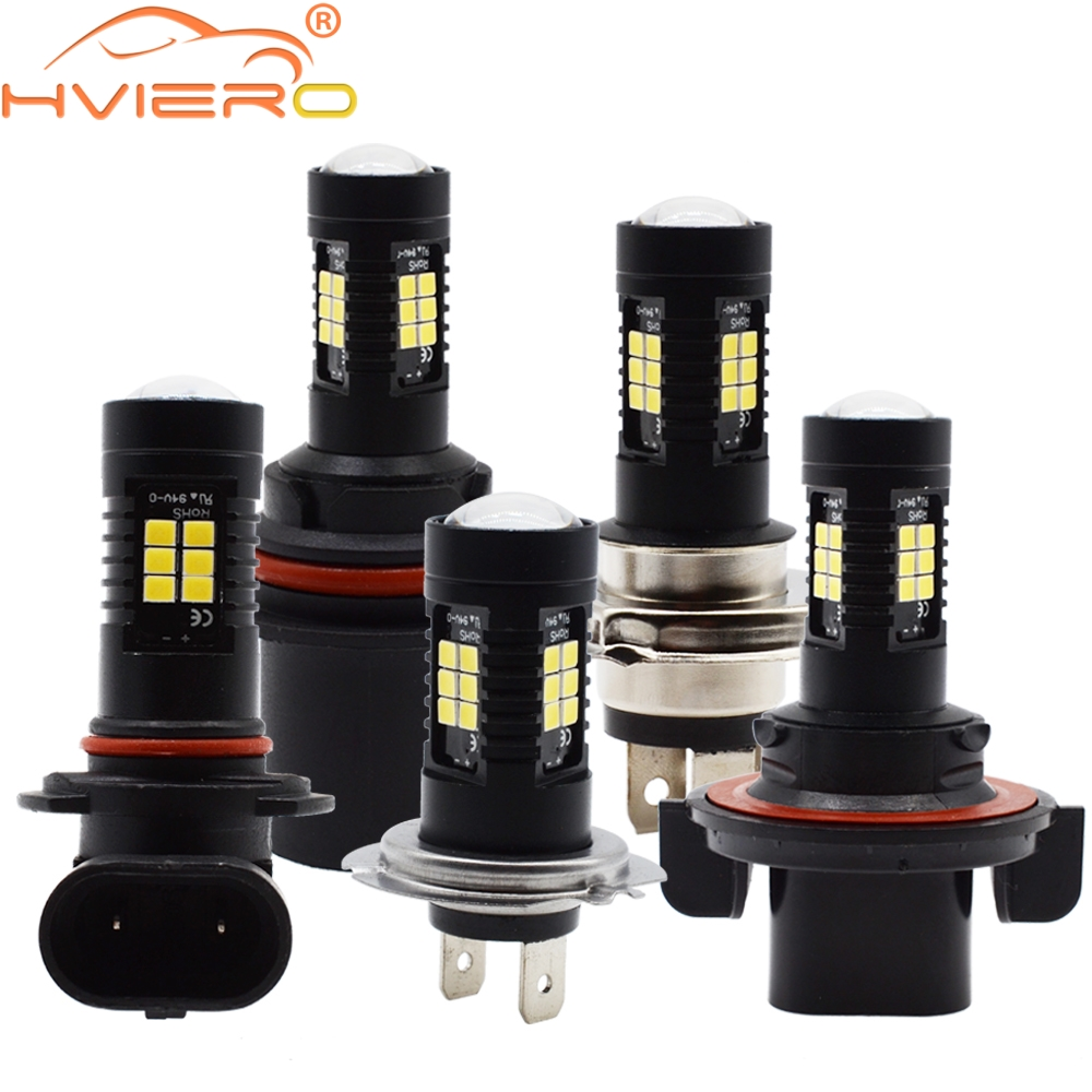 2X P21W 1156 <font><b>BA15S</b></font> 1157 BAY15D H4 H7 9004 9005 Car Lights 1200Lm Turn Signal <font><b>LED</b></font> Reverse Brake Bulbs <font><b>R5W</b></font> 3030 <font><b>12V</b></font> 24V Auto Lamp image