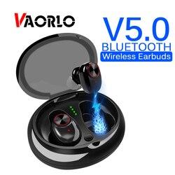 TWS Bluetooth 5.0 Earphones True Wireless Earbuds Stereo Earpiece Bluetooth Headphone 5.0 Headset Waterproof With Charging Box