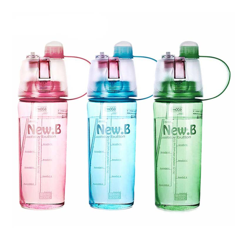 BIUBIUTUA-600ML-400ML-Plastic-Sports-Spray-Water-Bottle-Straw-For-Outdoor-Bicycle-Cycling-Sports-Gym-Drinking