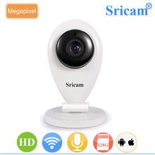 Sricam SP009 Wireless HD 720 P Cámara IP de Seguridad CCTV Cámara IP ONVIF P2P para la Vista Previa de Apoyo Móvil IOS/Android
