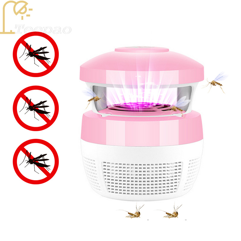USB novedades Photocatalyst Mosquito Killer Lamp Pest Control Electric Anti Trap Lamp Mosquito Trap Repeller Bug Insect Repelle mosquito killer lamp led trap pest insect