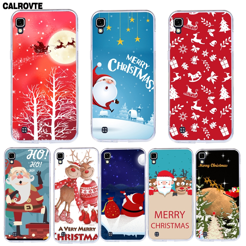 TPU Silicone Cases For Coque LG X Power K220 K220DS LS755 Case Soft Cartoon Cover For LG X Power 5.3