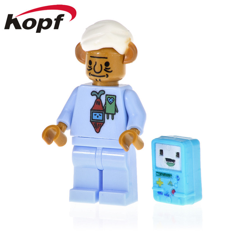 Learned 20pcs Cartoon Tv Bricks Adventure Mo And Bi Mo Time Marceline Pulis Mo Learning Buliding Blocks For Children Toy Gift Pg1261 Toys & Hobbies Blocks