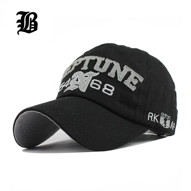 [FLB] fashion unisex Baseballmütze Stickerei hysteresenhut für männer frauen Baumwolle Beiläufige kappen Hut großhandel F238