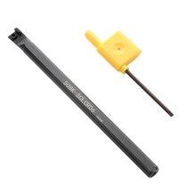 S08K-SCLCR06 токарный инструмент держатель высокая прочность расточной гаечный ключ для токарный инструмент машина наборы инструментов