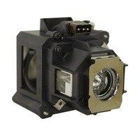 Tüketici Elektroniği'ten Projektör Ampulleri'de Projektör ampulü ELP46 V13H010L46 Epson EB G5200 EB G5200W EB G5200WNL EB G5300 EB G5350NL EB G5350 Projektör Lambası Durumda