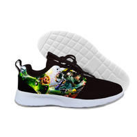 2019 hot fashion Plants V.S Zombies 3D casual shoes for men/women high quality Harajuku 3D printing Plants V.S Zombies Sneakers