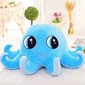 23 cm Kawaii Stitch Juguetes de Peluche de Felpa Pulpo Pulpo Spongebob Niños Juguetes Animal Muñeca Suave Felpa Del Bebé Juguetes para Niños regalos