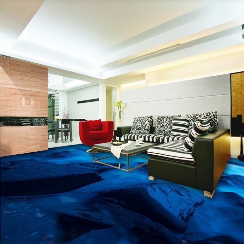 Trasporto Libero Mare Roccia Paesaggio 3D Pavimenti In carta da parati bagno ristorante self-adesivo pavimento muraleTrasporto Libero Mare Roccia Paesaggio 3D Pavimenti In carta da parati bagno ristorante self-adesivo pavimento murale