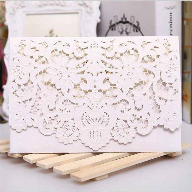 50 unids invitaciones de boda tarjetas de boda para imprimir