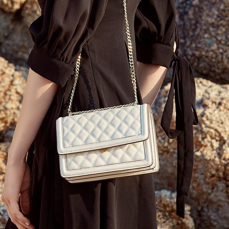 Sacs à bandoulière en cuir de marque de luxe sac à main de marque Designer sacs à main pour femmes sac à bandoulière d'été de marque de haute qualité