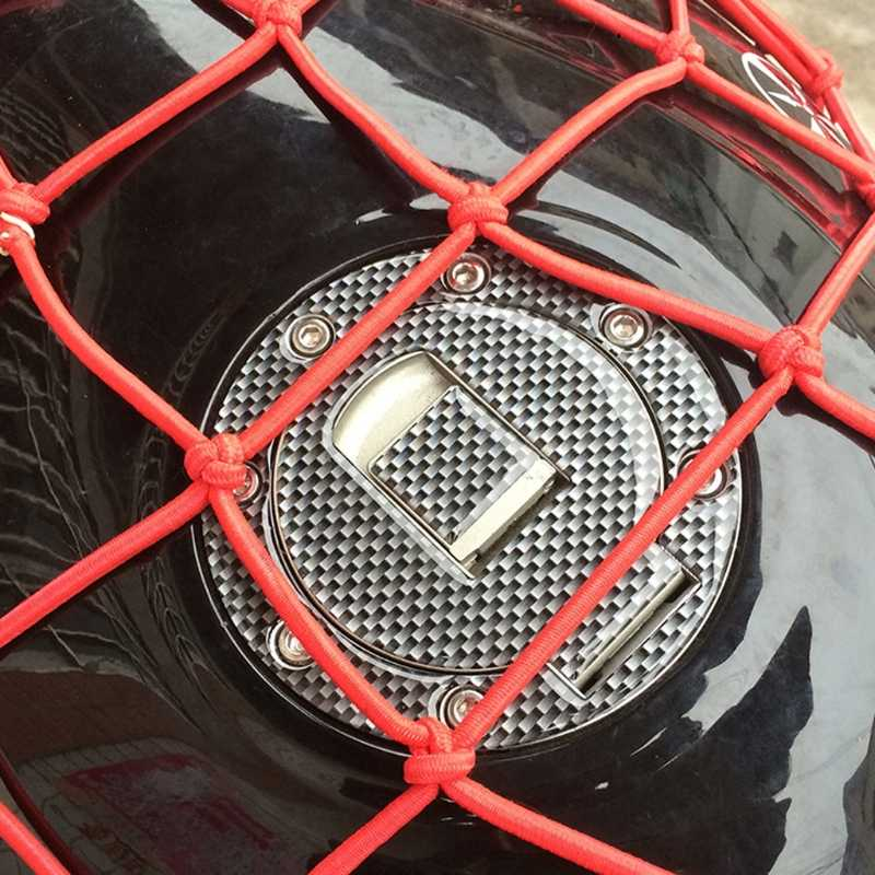 1PcMotorcycle خزان من ألياف الكربون وسادة واقية ملصق لياماها XJR400 XJR1300