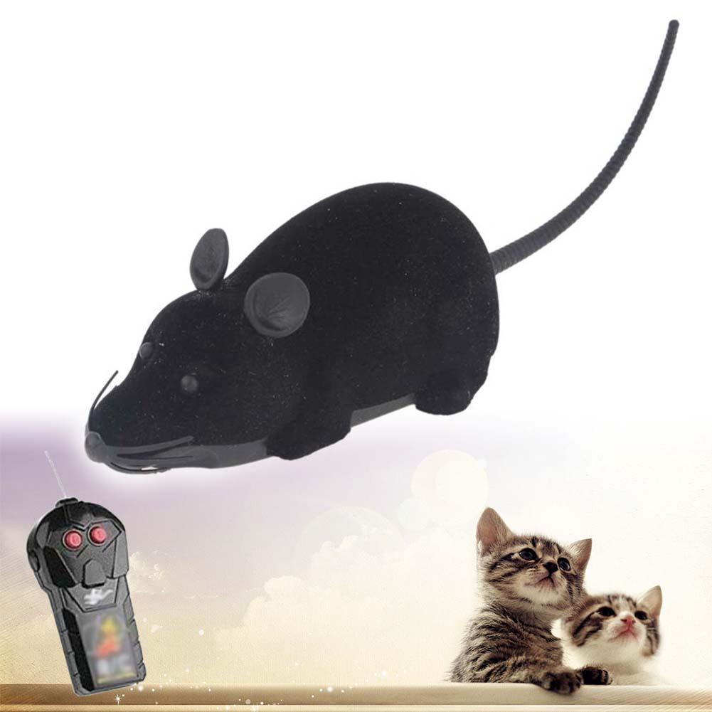 Pet Wireless Remote Control Rat Mouse Toy Moving Mouse For Cat ...