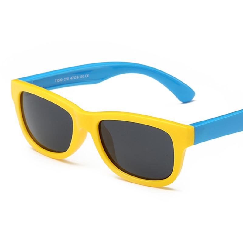 Brand Kids Sunglasses Polarized High Quality Baby Boy Girls Children Sunglass Top Fashion UV400 Eyeglasses Oculos De Sol