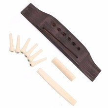 Acoustic Guitar Accessories Guitar Bridge Bone Pins Saddle Nut