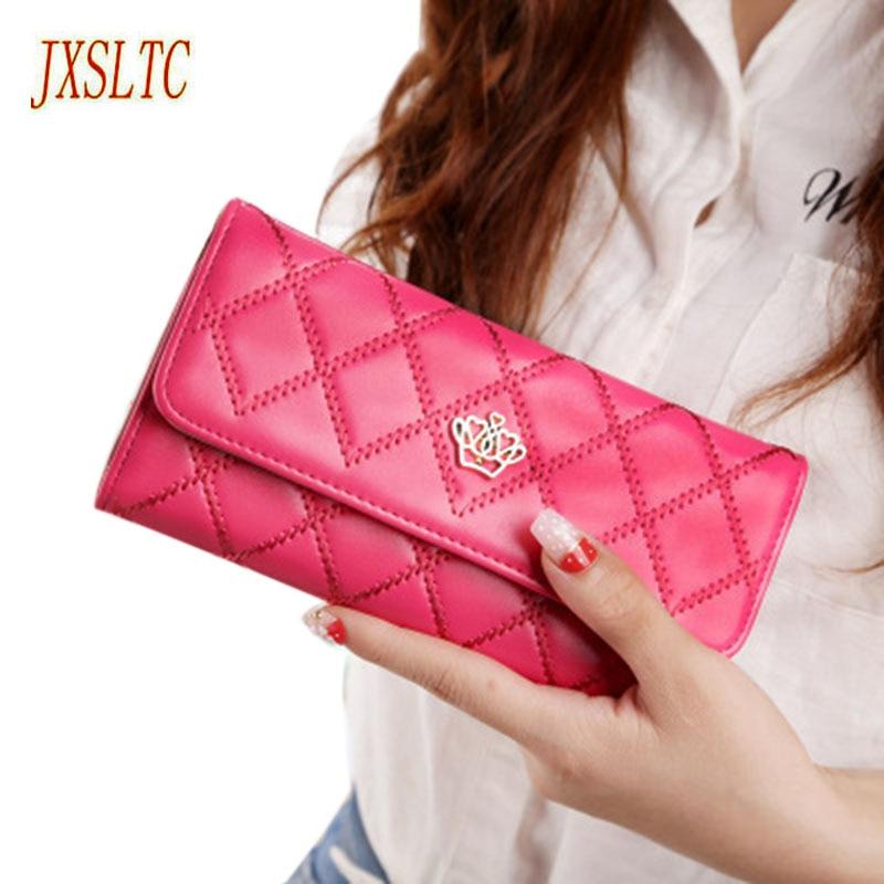 Fashion Women's purse brand cell phone pocket girl gifts Women Wallets