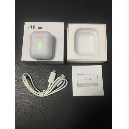 2019 Новинка I10 Tws беспроводные I10tws наушники сенсорный Контрольный динамик Bluetooth 5,0 гарнитуры для всех телефонов Pk I13 I15 Tws