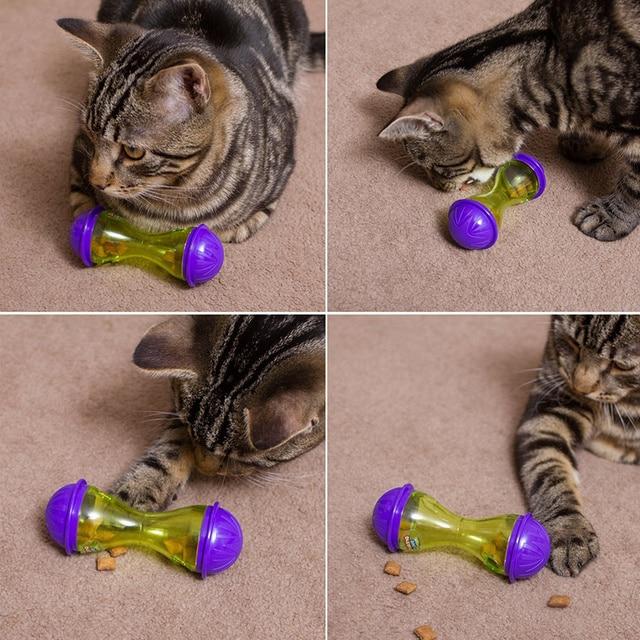 Cat Feeder Puppy Leakage Food Toy 2