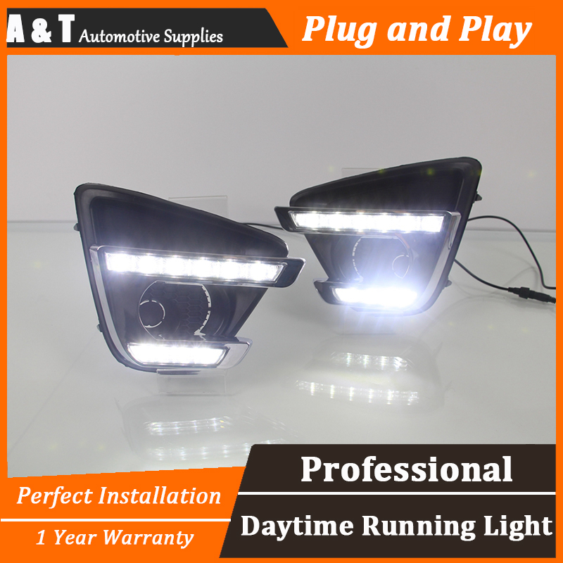 car styling For Mazda CX-5 LED DRL For Mazda CX-5 led fog lamps daytime running light High brightness guide LED DRL for lexus rx gyl1 ggl15 agl10 450h awd 350 awd 2008 2013 car styling led fog lights high brightness fog lamps 1set