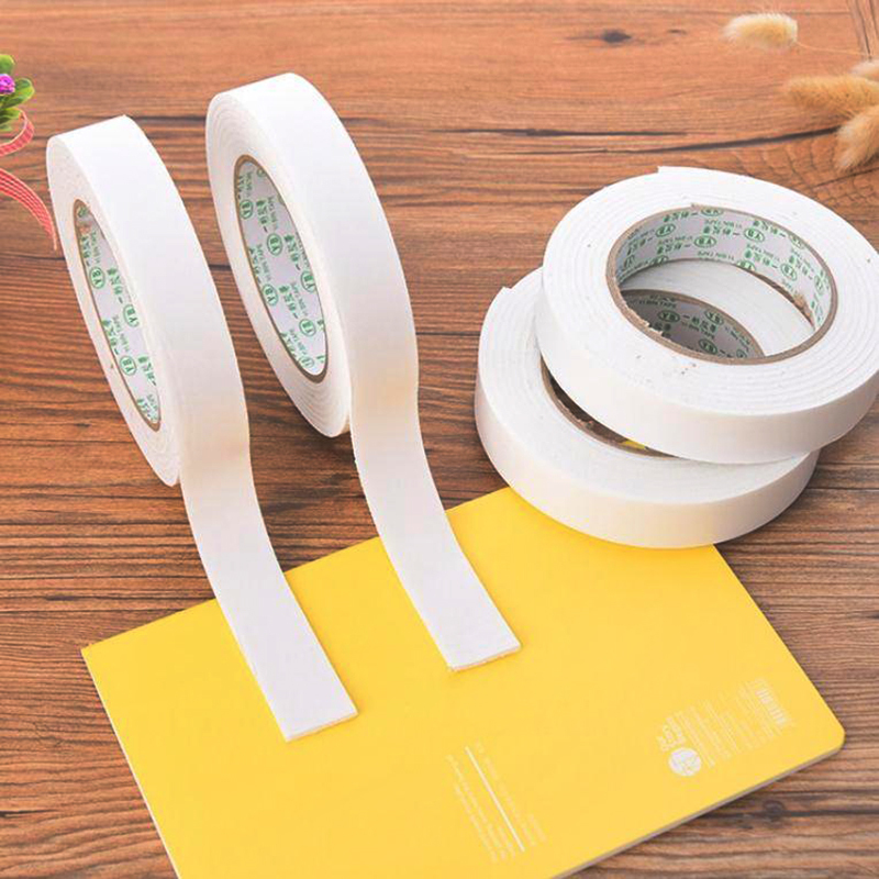 Door And Window Foam Double-sided Tape Sealed Sound Insulation Tape Roll 2019 New High Quality Hot-selling Double-sided Tape