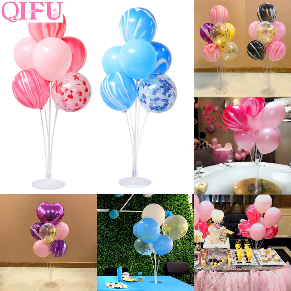 QIFU 21 Birthday Balloon Years Decoration 21st Party Decor Forever Girl