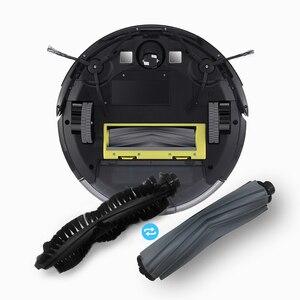 Image 2 - Ilife A8 ロボット掃除機のためのカーペットカメラナビゲーションさまざまなクリーニングモード