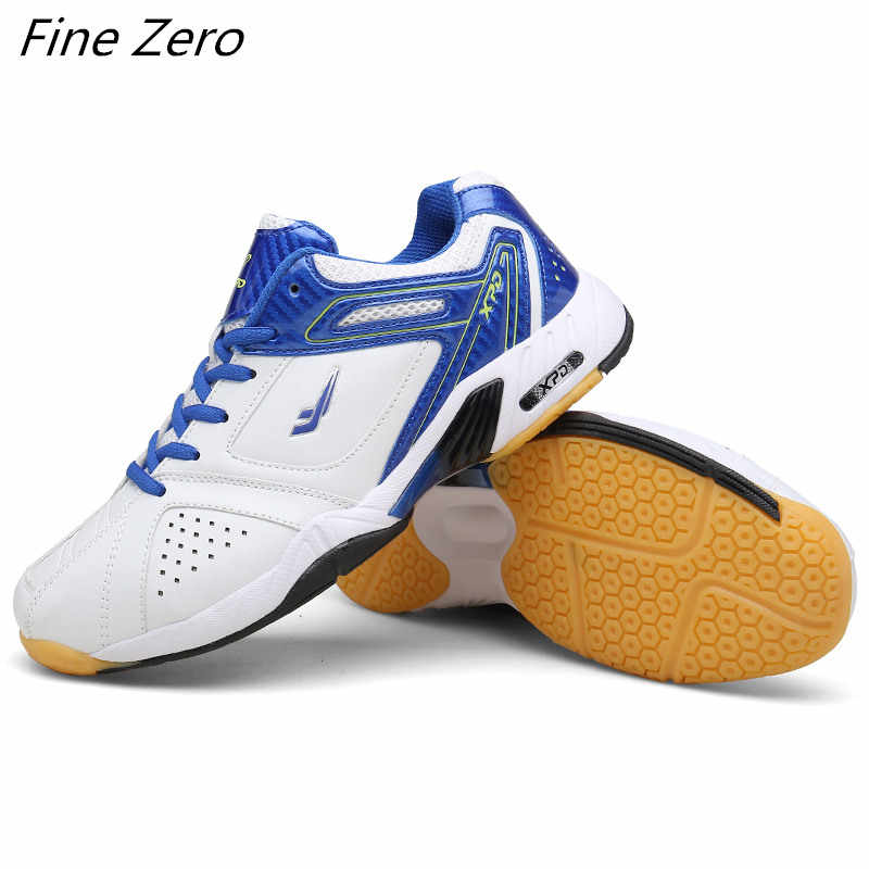 High Quality Men Daily Badminton Shoes Training Breathable Anti-Slippery Light Sneakers Sport Shoes Couple's Fitness Sport Shoes