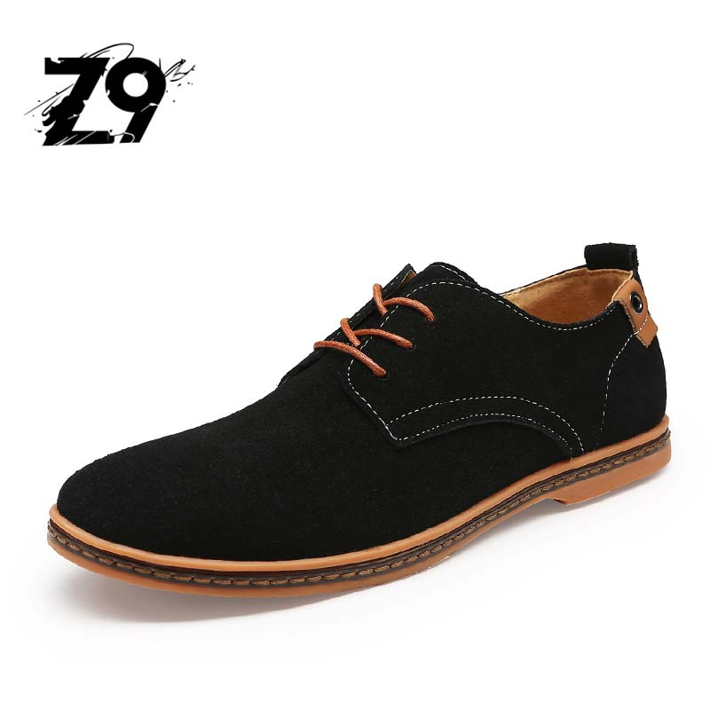 Top classic hot sale Men Shoes Casual Leather Flats Shoes Men Summer Cool Winter Warm For