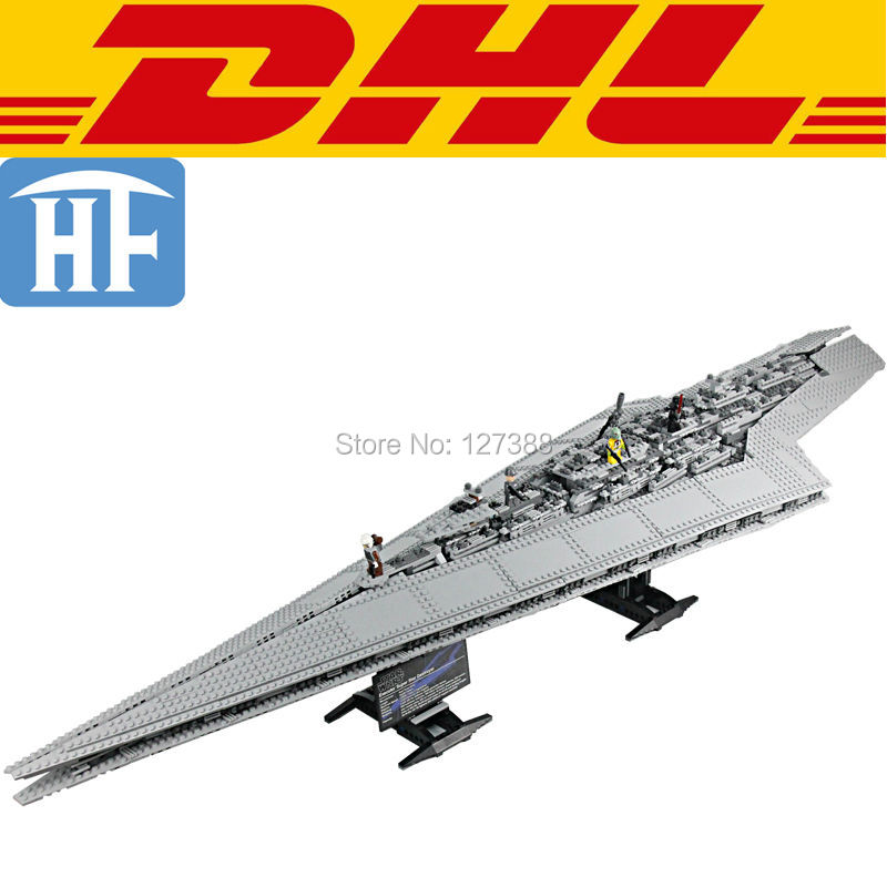 New 3208Pcs Star Wars Figures Execytor Super Star Destroyer Model Building Kits Blocks Bricks Toy For Children Compatible 10221 05028 star wars execytor super star destroyer model building kit mini block brick toy gift compatible 75055 tos lepin