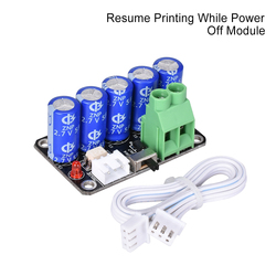 Peças de Impressora MINI UPS_V1.0 3D Impressão Enquanto Desligar Módulo Sensor Módulo Currículo terno MKS Gen V1.4/KFB 3.0 placa controladora