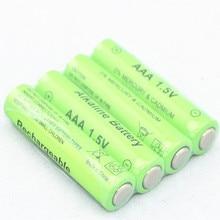 4 шт./лот, бренд, батарея AAA, 2100 мА/ч, 1,5 в, щелочная, AAA, аккумуляторная батарея для дистанционного управления, игрушечная лампа, батарея