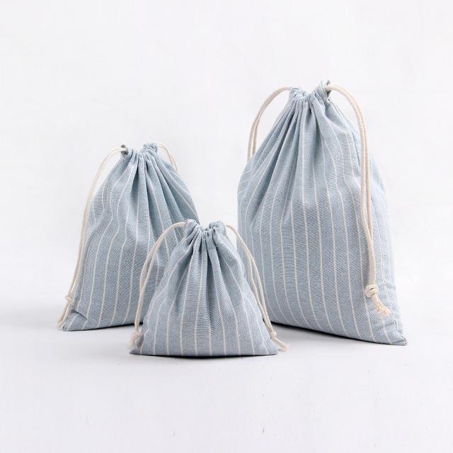 Reusable Retro Cotton Shopping Bag