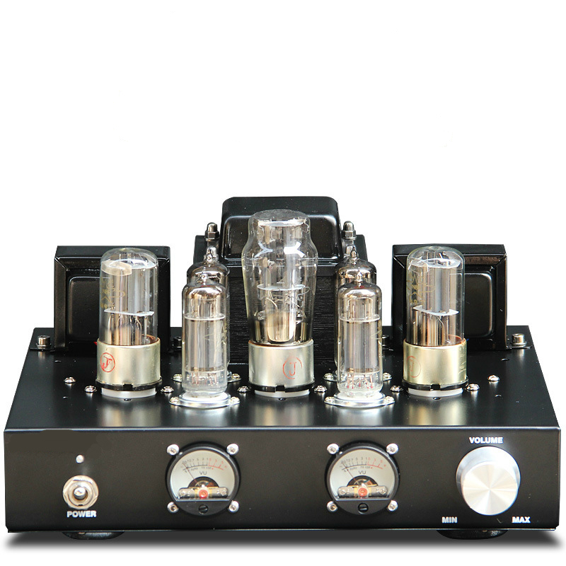 6P1 Vacuum&Valve Tube Audio Amplifier Class A Single-Ended Power Amp 6.8w*2 antique class HIFI amplifier sound quality superb l passam gold field effect transistor audio power amp single ended class a 2 25w hifi amplifier