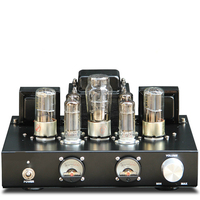 6P1 Vacuum&Valve Tube Audio Amplifier Class A Single Ended Power Amp 6.8w*2 antique class HIFI amplifier sound quality superb