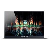 ZEUSLAP 15,6 дюймов ips экран 6 ГБ оперативная память 256 SSD 4 ядра Win 10 Wi Fi ноутбук с Bluetooth нетбуки компьютер PC ноутбук