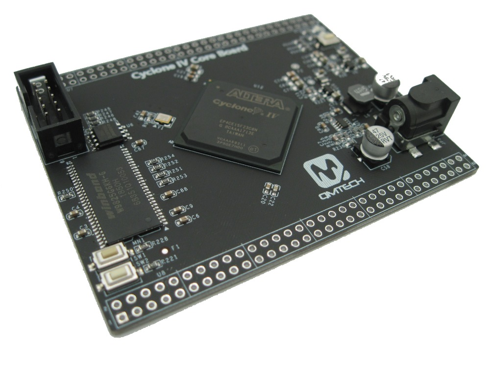 QMTECH Altera Intel FPGA Core Board Cyclone IV CycloneIV EP4CE15 SDRAM