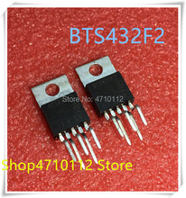 NEW 10PCS/LOT BTS432F2 TO-220-5  IC