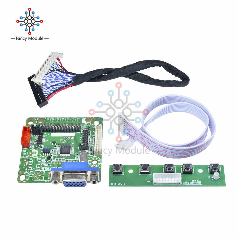 afe62795010 MT561-B Universal LVDS LCD Montor Screen Driver Controller Board 5V 10