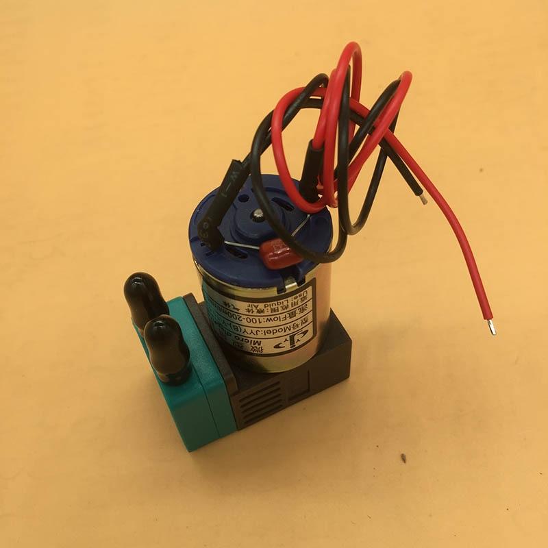 5PCS lot Zhongye Human Allwin Infiniti Phaeton inkjet printer 3W JYY small solvent ink pump 100