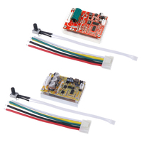 350W 5 36V Brushless Controller BLDC Motor Driver Wide Voltage High Power Three Phase