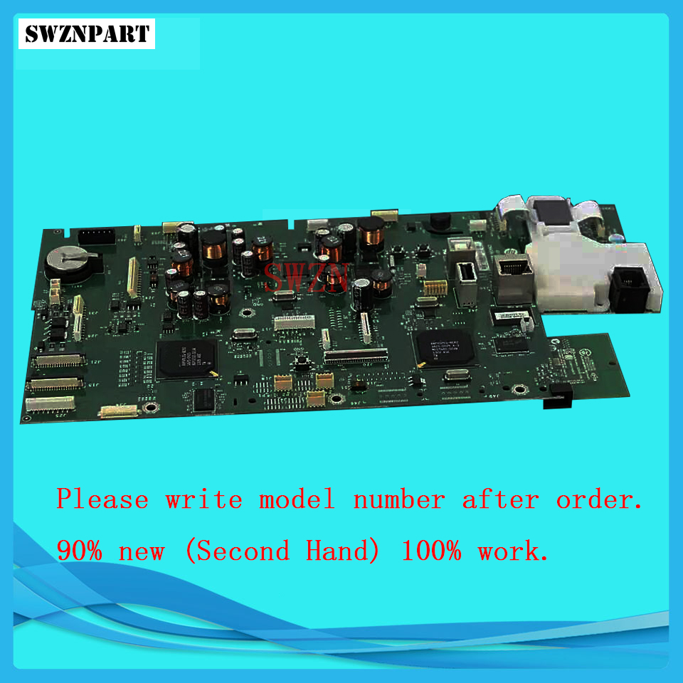 FORMATTER PCA ASSY Formatter Board logic Main Board MainBoard For HP Officejet Pro X576dw X576 576 DW CN598-80025 bulk price 5 pieces lots pt093 logic board for canon l100 l150 formatter board original and new officejet printer parts