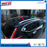High quality Aluminium alloy screw install side rail bar roof rail roof rack for CRV 2017 2018