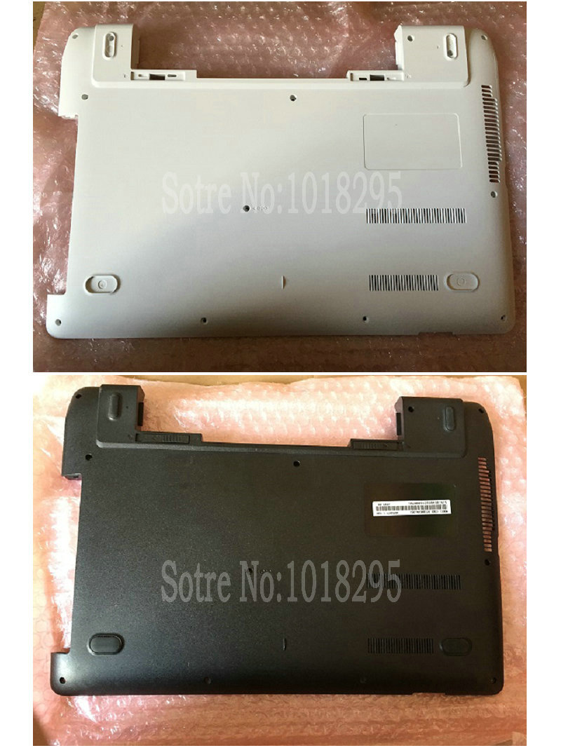 Bottom case For SAMSUNG NP370E4J 370E4J 370E4K  Base Cover