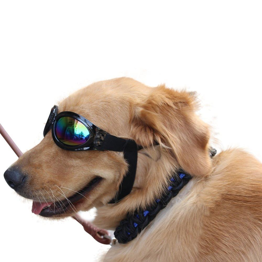 NACOCO font b Pet b font Glasses Dog Sunglasses Dog Glasses Golden Retriever Samoyed Sunglasses Goggles
