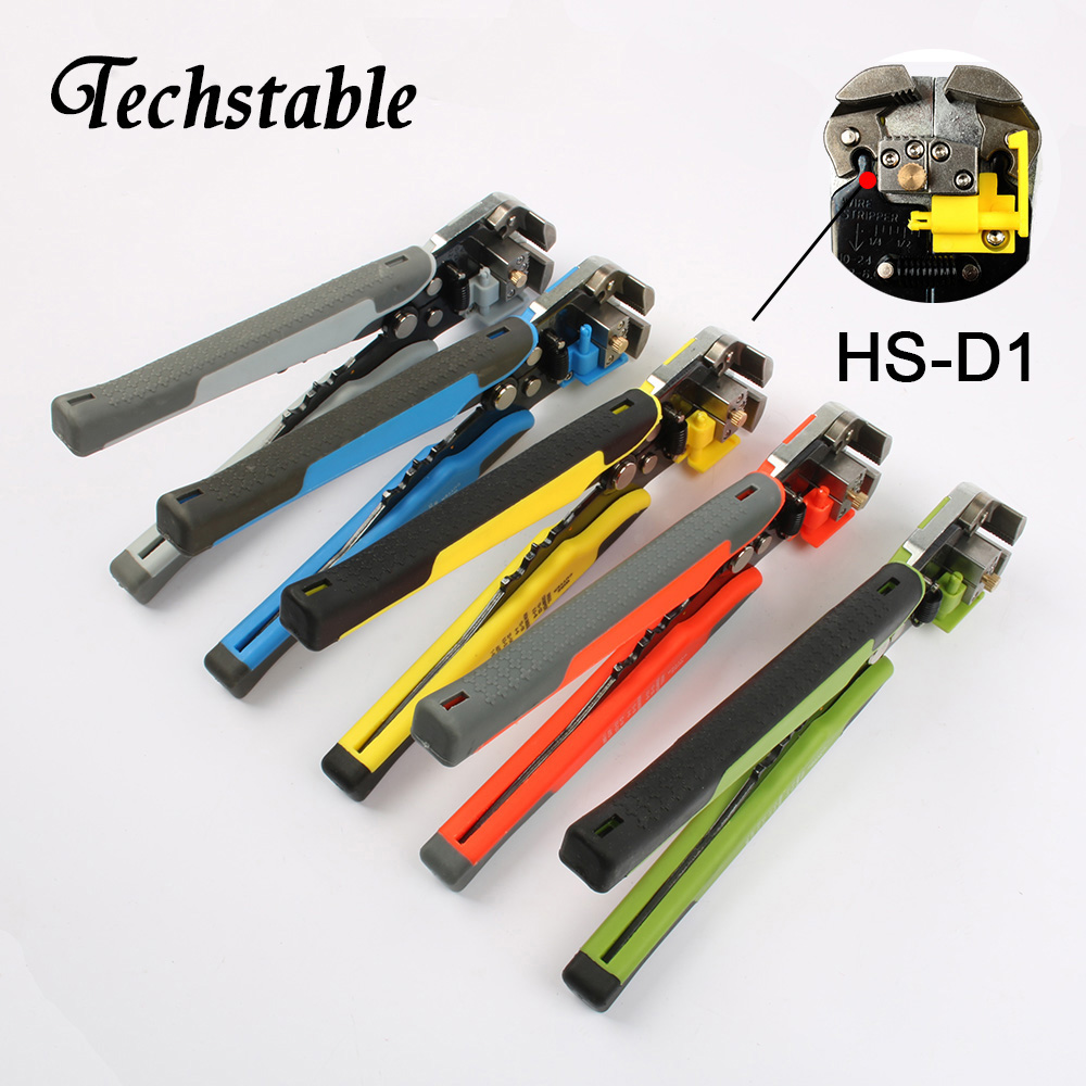 Techstable HS-D1 AWG24-10 0,2-6.0mm2 3 in 1 Multifunktionale ...