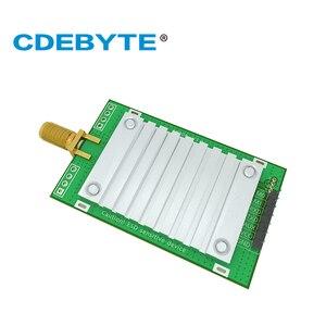 Image 4 - E31 433T33D AX5043 UART 433 mhz 2W SMA Antena de Longo Alcance Monte uhf Transceptor Sem Fio 433 mhz Receptor Transmissor rf módulo
